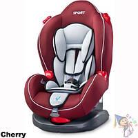 Детское автокресло Caretero Sport Classic 9-25 кг Cherry