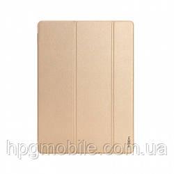 "Чехол для iPad Pro 12.9"" - Rock Touch Series, золотистый"