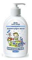 MI-MI Детское жидкое мыло для мальчиков MINI MISTER 300 мл