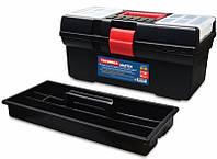 """Ящик TECHNICS для інструментів пластмасовий 12"""", """"Master"""" 310 x 160 x 130 мм"""