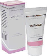 Мамавит гель - в комплексной терапии кист молочной железы и для профилактики мастопатий