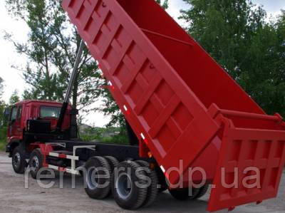Грузоперевозки рамными самосвалами до 30 тонн