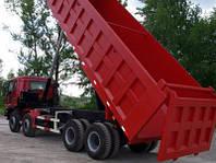 Вантажоперевезення рамними самоскидами до 30 тонн