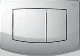 Панель смыва TECEambia  хром матовый, фото 1