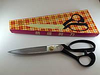 Ножницы швейные размер 12 цвет черный