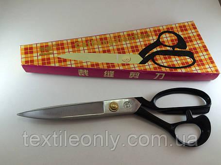 Ножницы швейные размер 11 цвет черный , фото 2