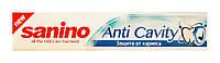 Зубная паста Sanino Anti Cavity Защита от кариеса - 100 мл.