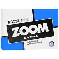Бумага А3 ZOOM EXTRA 80г/м2, 500арк