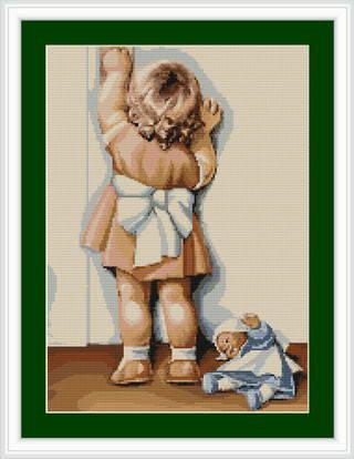 """Набор для вышивания нитками  """"Мамина помощница"""", фото 2"""