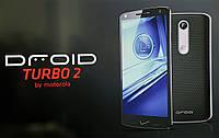 Противоударная защитная пленка на экран для Motorola Droid Turbo 2