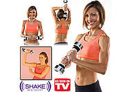 Виброгантеля Shake Weight Women для женщин