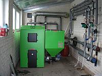 Системы отопления: монтаж, комплектация (пеллетные котлы, солнечные коллекторы, теплые полы)