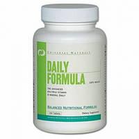Витаминный комплекс Universal Nutrition DAILY FORMULA, 100 таб.