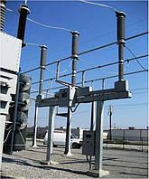 Замена / ремонт высоковольтных выключателей 110 - 750кВ