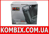 Батарейный блок Canon 70D   Meike (Canon BG-E14), фото 1