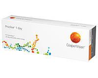 Однодневные контактные линзы Proclear One Day 30-шт