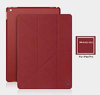 """Чехол для iPad Pro 12.9"""" - Baseus Terse Series Leather Case, красный"""