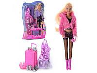 Кукла Барби путешественница Barbi Defa 8262