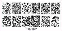 Серия TU-L (BEAUTIFUL COLOR NAIL оригинал)