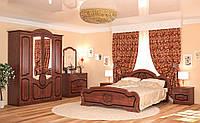 Спальня Барокко комплект 4Д    Мебель-Сервис