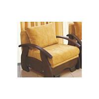 Кресло Каприз (деревянные подлокотники)