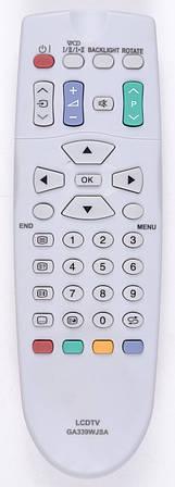 Пульт Sharp GA339WJSA LC-13H1E 20SH1E (LCD,TV) (CE)