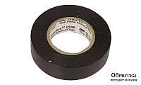 Изолента ПВХ Temflex 1500 19ммх20м, чёрная