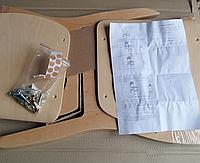 Упаковка и сборка стульчика Фантазия