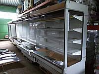 Холодильные стеллажи Cold R18 P/о бу