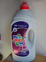 Жидкий гель для стирки Ariel 5.81 L. 90 стирок, для кольорових, Венгрия