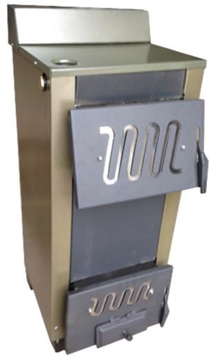 Котел твердотопливный Огонек КОТВ-25 кВт