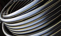 Газовая полиэтиленовая труба ø 40 (0,6 Мпа). Труба ПЭ.