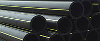Труба полиэтиленовая для газа ø 110 (0,3 Мпа). Полиэтиленовые трубы.