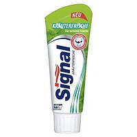 Зубная паста Signal Krauterfrische, 75 мл