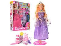 Кукла Барби с нарядами Barbi Defa 8269