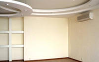 Отделка стен квартиры гипсокартоном