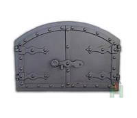 Печные дверцы Hungary (260х355х525)