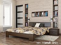 """Кровать из дерева """"Титан"""""""