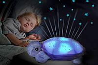 Проектор звездного неба Черепаха музыкальная
