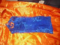 Детские нарядные гипюровые перчатки синий - продажа, украина