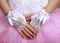 Детские нарядные гипюровые митенки - продажа, украина