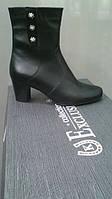 Женские демисезонные ботинки, размеры 38(арт. 100)