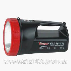 Фонарик аккумуляторный GD-LIGHT GD-3301 HP