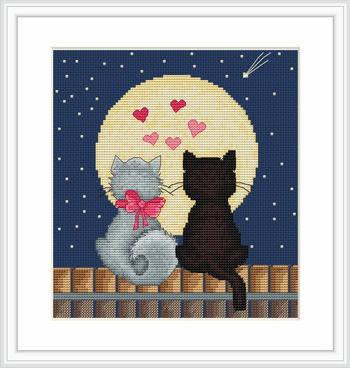 """Набор для вышивания нитками  """"Кити"""", фото 2"""