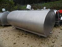 Охладитель молока закритого типа ,танк Mueller O1000 4145 л.