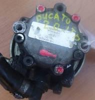 Насос гидроусилителя руля ( ГУР шкив 6 ручейков, d 126)PeugeotBoxer 2.0hdi, 2.2hdi2002-2006Fiat 9645653580