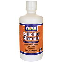 Комплекс коллоидные минералы (Colloidal Minerals), 946 мл. Украина