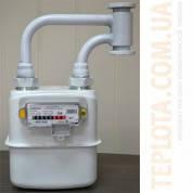Устройство для подключения счетчиков газа (Боковой адаптер)