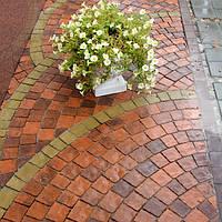 Тротуарная Плитка 60мм цветная