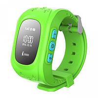 Смарт часы Детские Green (На русском) Smart Baby с GPS и функцией телефона